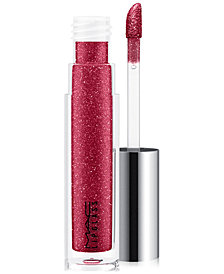 MAC Shiny Pretty Things Lipglass, 0.1 fl. oz.