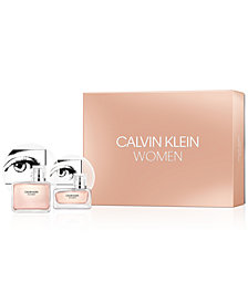 Calvin Klein 2-Pc. Women Gift Set, A $170 Value, Created for Macy's