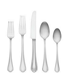 Lenox Chelse Muse 65-Pc. 18/10 Stainless Steel Flatware Set, Service for 12, Created for Macy's