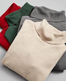 Karen Scott Turtleneck Sweater, Created for Macy's