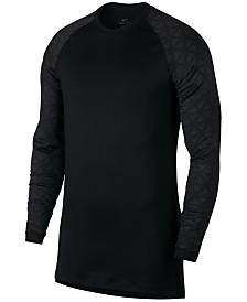 Nike Men's Pro Colorblocked Utility Shirt