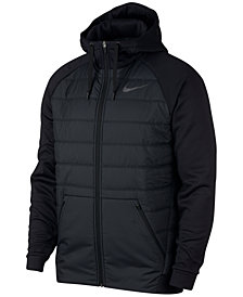 Nike Men's Therma Water-Resistant Zip Hoodie