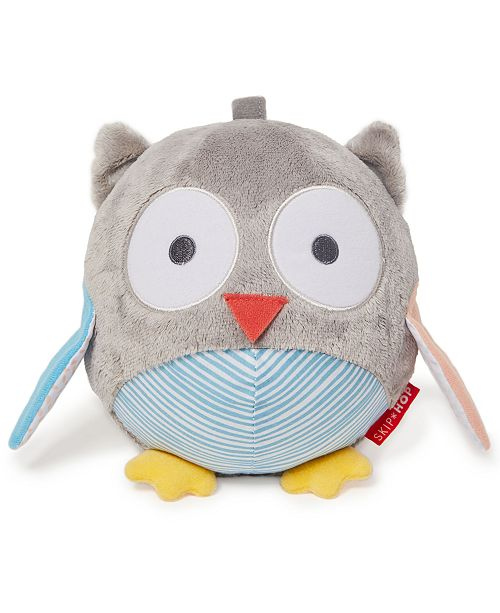 Skip Hop Baby Boys Or Baby Girls Owl Chime Ball All Toys Games