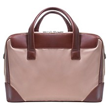 """Harpswell, 17"""" Dual Compartment Laptop Briefcase"""