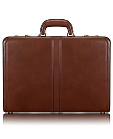 """Harper 4.5"""" Expandable Attache Briefcase"""