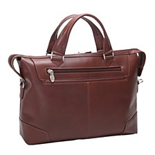 "Arcadia 17"" Slim Laptop Briefcase"