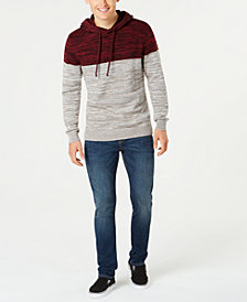American Rag Men's Colorblocked Hoodie & Russel Jeans, Created for Macy's