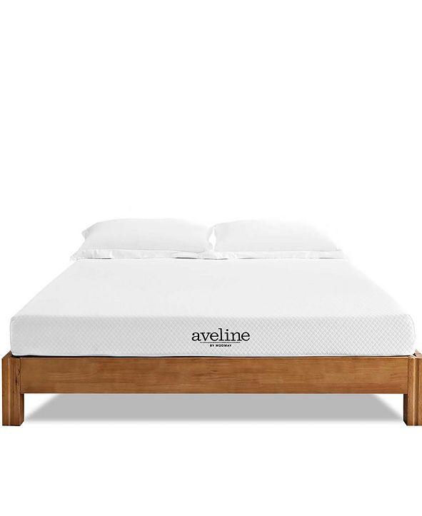 "Modway Aveline 6"" Memory foam mattress"