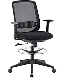 Modway Acclaim Mesh Drafting Chair