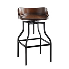 Hudson Adjustable Stool, Quick Ship
