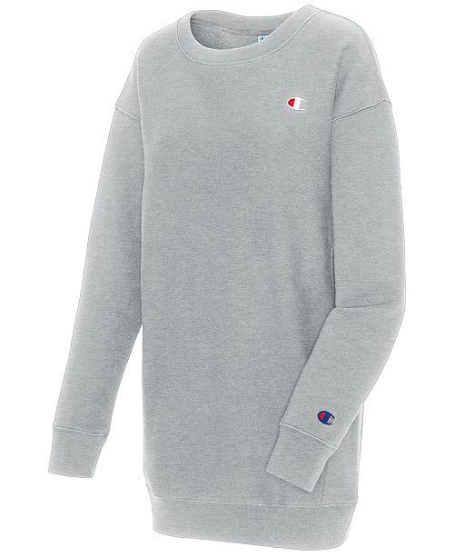 0f6057c162 Champion Reverse Weave Sweatshirt Dress  Champion Reverse Weave Sweatshirt  Dress ...