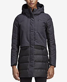 adidas ClimaWarm® Water-Repellent Down Parka