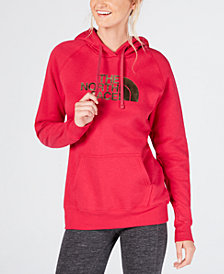 The North Face Half Dome Screen-Print Hoodie