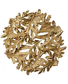 Michael Michaud Oak Leaves Trivet
