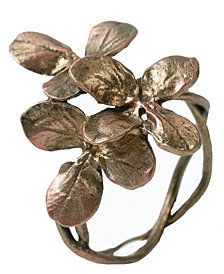Michael Michaud Clover Napkin Rings