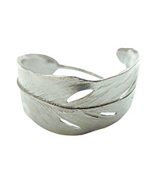 Michael Michaud Feather Napkin Rings