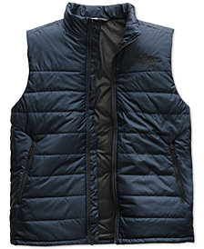 The North Face Men's Bombay Quilted Full-Zip Vest