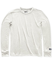 The North Face Men's Terry Crewneck Solid T-Shirt