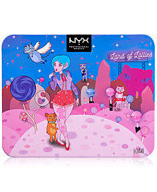 NYX Professional Makeup Land Of Lollies Shadow Palette