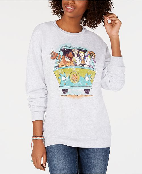 Modern Lux Juniors  Scooby Doo Graphic Sweatshirt   Reviews ... f17567521