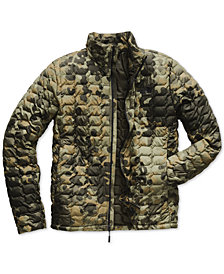 The North Face Men's Camo Thermoball Jacket