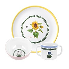 Botanic Garden 3 Piece Childrens Melamine Set