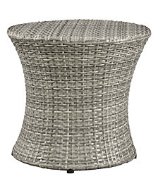 Modway Stage Round Outdoor Patio Side Table