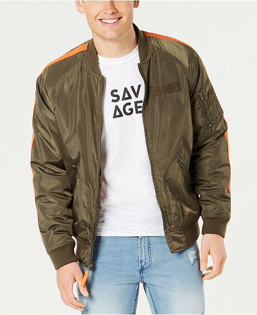 2ceb0925f09 American Rag Men s Avery Bomber Jacket   Reviews - Coats ...