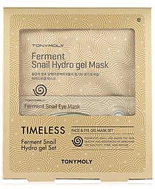 TONYMOLY 2-Pc. Timeless Ferment Snail Hydrogel Set
