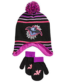Vampirina Little & Big Girls 2-Pc. Hat & Mittens Set