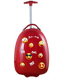 Kids Emoji Pod Luggage