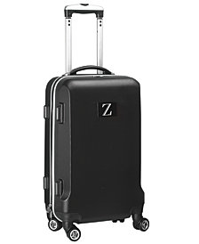 Luggage Carry-On 21-Inch Hardcase Spinner 100% Abs With Letter Z