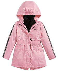 DKNY Big Girls Hooded 3-In-1 Jacket