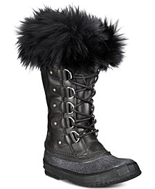 Sorel Women's Joan Of Arctic Lux Waterproof Cold-Weather Boots
