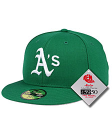 New Era Oakland Athletics Retro Classic 59FIFTY FITTED Cap
