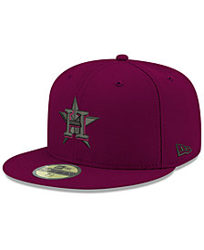 New Era Houston Astros Reverse C-Dub 59FIFTY FITTED Cap