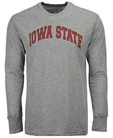 Retro Brand Men's Iowa State Cyclones Mock Twist Long Sleeve T-Shirt
