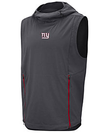 Nike Men's New York Giants Shield Fly Rush Vest