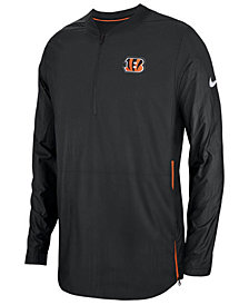 Nike Men's Cincinnati Bengals Lockdown Jacket