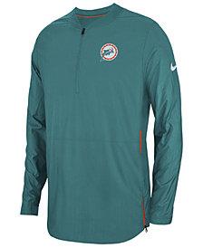 Nike Men's Miami Dolphins Lockdown Jacket