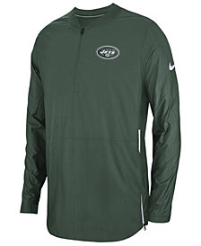 Nike Men's New York Jets Lockdown Jacket