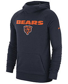 Nike Men's Chicago Bears Dri-FIT Fashion Hoodie