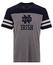 '47 Brand Men's Notre Dame Fighting Irish Tri-Colored T-Shirt
