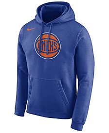 Nike Men's New York Knicks Essential Logo Pullover Hoodie
