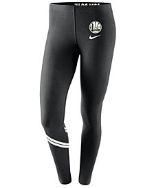Nike Women's Golden State Warriors Leg-A-See Tights