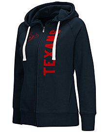 G-III Sports Women's Houston Texans 1st Down Hoodie