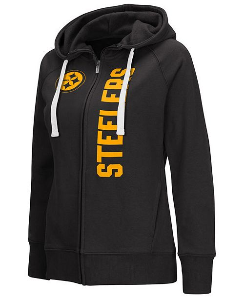 G-III Sports Women s Pittsburgh Steelers 1st Down Hoodie - Sports ... ab714582bb