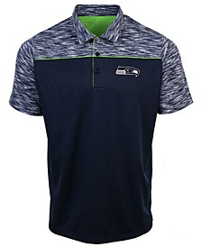 Men's Seattle Seahawks Final Play Polo