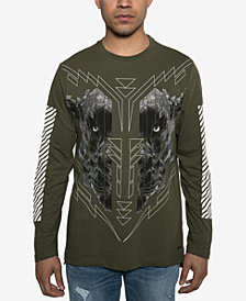 Sean John Men's Puma Graphic T-Shirt