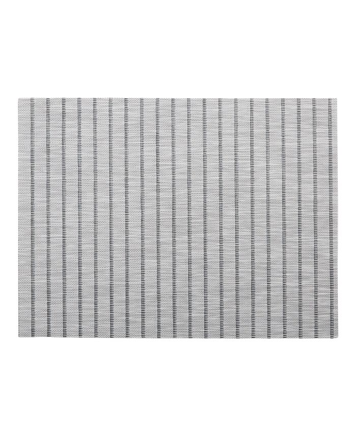 Hotel Collection - Textured Striped Place Mat